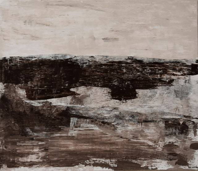 Brown Sea A