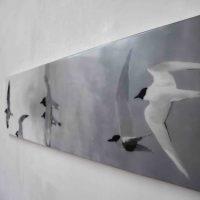 Flight of Terns  B LR