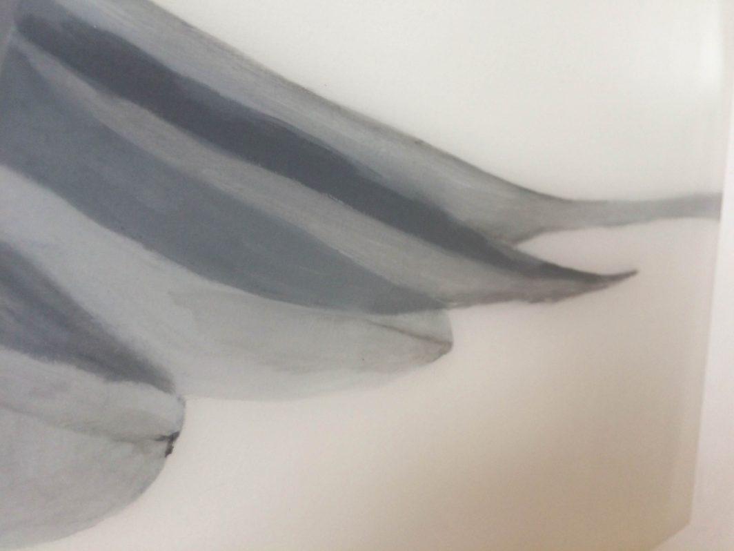Stern Head Detail