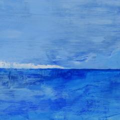 """""""Smell The See"""" Schilderij Painting Artwork Kunstwerk Kay Sleking"""