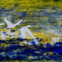 What If Schilderij Painting Kay Sleking