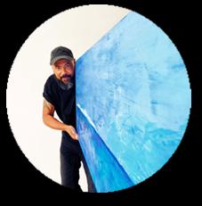 Blauwschilderij